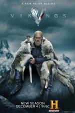 Постер Викинги 6 сезон