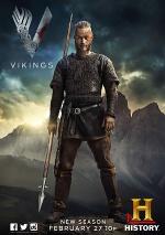 Постер Викинги 2 сезон