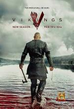 Постер Викинги 3 сезон