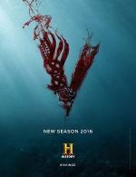 Постер Викинги 4 сезон